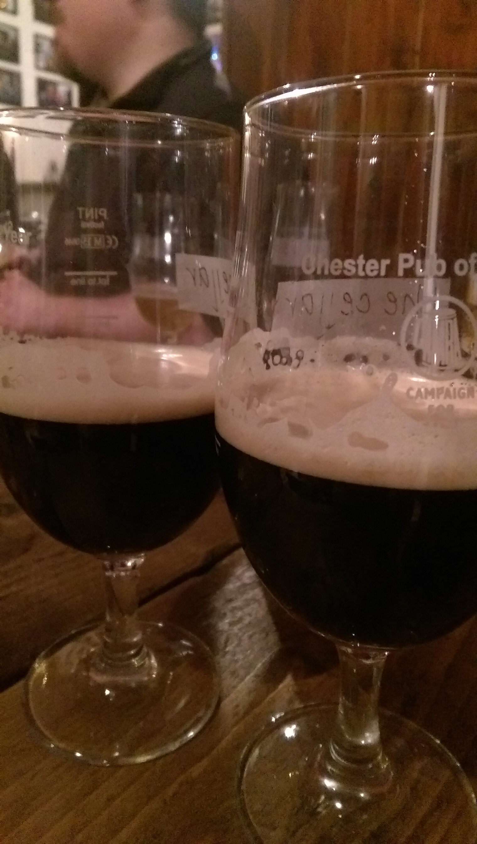 Cloudwater Brewery Special Edition - Hibernate - Imperial Stout.